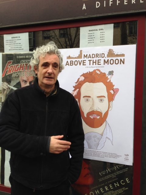 "Preestreno de la pelicula ""Madrid, above the moon"""